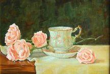 ❖ Tea Art ~ Still Life ❖