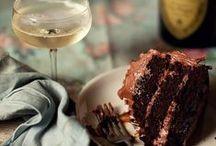 Champagne & Chocolate / Marier le chocolat et le champagne. Chocolate & champagne !