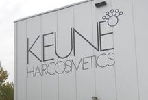 KEUNE HQ / #KeuneUK welcomed stylists to discover the #Keune world headquarters in Amsterdam. Stylists witnessed the launch of the new Autumn Trend Collection as well as the exclusive secret unveiling of future products, colours and trends!