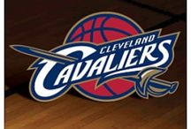 Cleveland Cavaliers / by Heidi Lewis