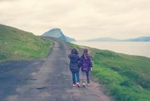 inspiration: faroe Islands - always / My home is in my heart