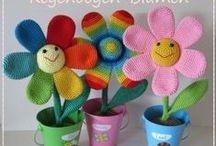 Crochet - fiori