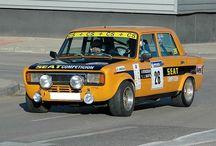 Classic Rally Cars
