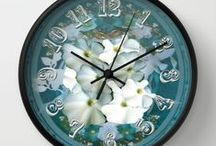 Deluxephotos Society6 Clocks / Nice selection of art or photos from Michigan and around the World that come to life on Society6 clocks.  Enjoy the uniqueness!