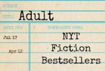 New York Times Best Sellers / Want to know what is new and popular this week, this is the place to see it
