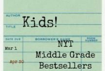 New York Times Middle Grade Bestsellers