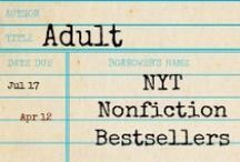 New York Times Nonfiction Bestsellers