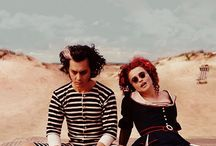 We are all mad here  / Tim Burton movies, Johnny Depp, Helena Bonham Carter
