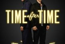 Time After Time / I. Freaking. Loved. This. Show. And it freaking got cancelled after FIVE EPISODES WHY ARE YOU DOING THIS TO ME, ABC??? There are too many unanswered questions!! Good thing there's a book it was based off of...