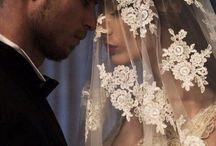[ Wedding ] / Wedding ideas, wedding dress, wedding cake