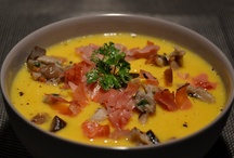 Super zuppe! Super soup! / Zuppe di tutti i colori, soup for every taste