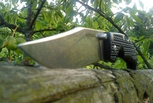 Folding Knives / Whether you need a folding camp knife or a hard-use tactical folder you will find that a folding knife is the easiest and best type of knife for #every-day-carry. Select lightweight folding hunters, every-day-carry folders, classic pocket knives, and tactical folding knives. Choose from a large selection of dependable knives including assisted openers, folding combat knives, limited edition folding knives and more at Oso Grande Knives. / by Oso Grande Knife & Tool