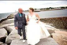 My Wedding Photographs / Weddings I have photographed around New England.