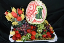 Artistic Fruit Platters