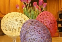 "Holiday ""Misc"" / Décor and Ideas for Easter, Summer, 4th of July, Fathers day, etc.   / by Milo B Designs"