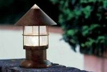 Pedestal Lanterns / A selection of our favourite pedestal lanterns. http://www.outdoor-lighting-centre.co.uk/