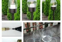 Create your own Light / Top tips if you're on a budget! http://www.outdoor-lighting-centre.co.uk/