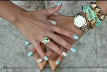 Jewellery  / simple yet tasteful jewellery is what I love!