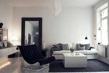 Interiors / Modern interior design