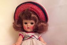 Ginny Dolls....My favorite / Loved my Ginny Doll.....such wonderful memories playing with her. / by Carol McEachron