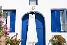 Weddings in Greek islands