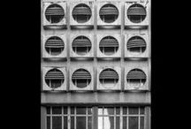 Architecture / Socialist modernism and realism, brutalism and others.