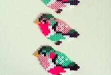 Pyssel / Hama beads