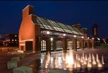 North Bank / Gorgeous venue in the heart of downtown! Contact Columbus Parks and Rec for rates and availability.