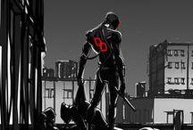 Comics: Marvel Knights