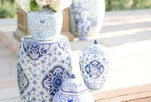 Blue ~ porcelain! So elegant✔️✔️