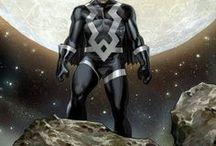 Comics: Inhuman