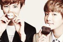 wcale nie EXO / Tutaj wcale nie ma EXO! EXO jest zbyt mainstreamowe! YooKi nie przekonała mnie do EXO. No chyba, że  mój słodki Baek <3 Diva sooo much.