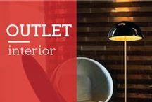 OUTLET Iluminación Interior / Outlet de Iluminación de interior. Gran selección de ofertas. Encuentra grandes descuentos de lámparas en: http://ow.ly/QQAaO