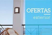 OERTAS Iluminación Exterior / OFERTAS de Iluminación de Exterior. Gran selección de lámparas de exterior con grandes descuentos para iluminar tu jardín, piscina o terraza en: http://ow.ly/QQKMx