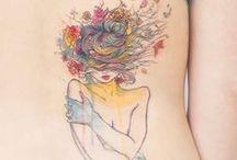 Tattoos / Inspiration and pretty tattoos