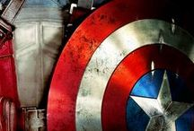 Movie Love: Marvel Cinematic Stuff