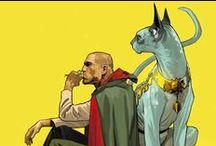 Comics: Saga