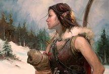 D&D: Warriors of The Ancient