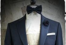 Menswear Style /Groom /Wedding / A selection of Ideas for The Groom on his Wedding Day