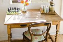 Craft room/sewing room/home office/art studio
