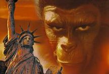 Movie Love: Planet of the Apes
