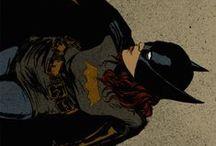 Comics: Batgirls