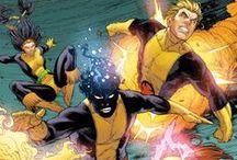 Comics: The New Mutants