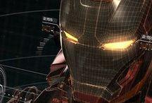 Comics: Stark Industries