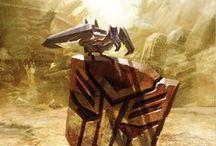 Art: Transformers