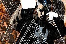 Comics: Marvel Magicians