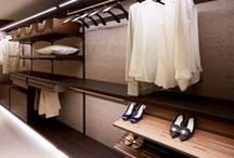 Ultimate Luxury Dressing Room - Rimadesio Dressbold / Rimadesio Dress Bold and Cover, the ultimate luxury walk-in wardrobe / dressing room storage system. Designed to perfectly complement your property, style and requirements by hobsons|choice.