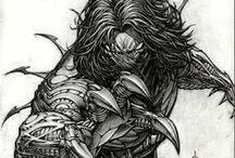 Comics: Pencils & Inks 2