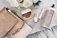 Flatlay / Tolle Flatlays aus den Bereichen Fashion & Beauty