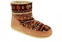 Chaussures ethnique